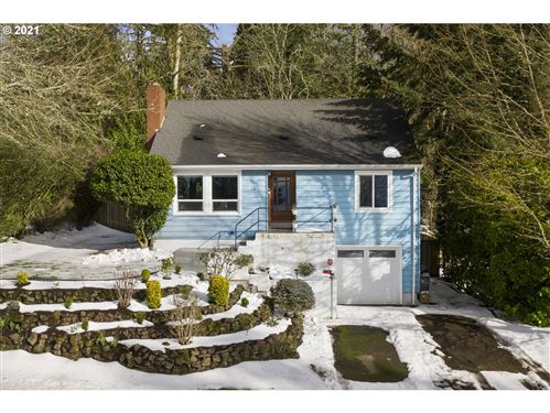 Photo of 7010 SW 35th AVE, Portland, OR 97219 (MLS # 21223473)