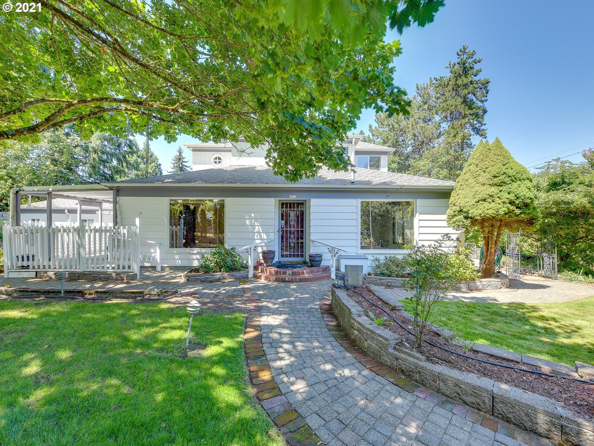 9615 SW 62ND AVE, Portland, OR 97219 - MLS#: 21146474