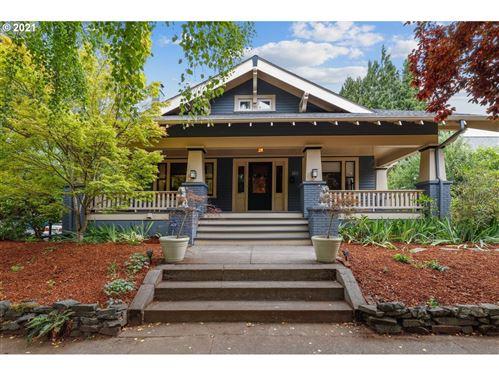 Photo of 3203 NE KNOTT ST, Portland, OR 97212 (MLS # 21371475)