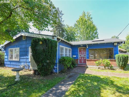 Photo of 8033 N LOMBARD WAY, Portland, OR 97203 (MLS # 20472483)