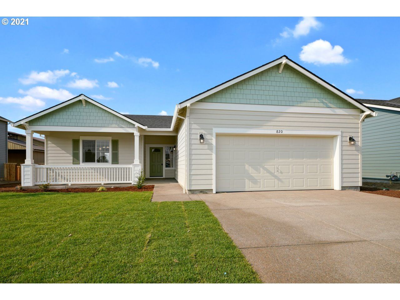 Photo of 1010 winfield ST, Gervais, OR 97026 (MLS # 21330485)