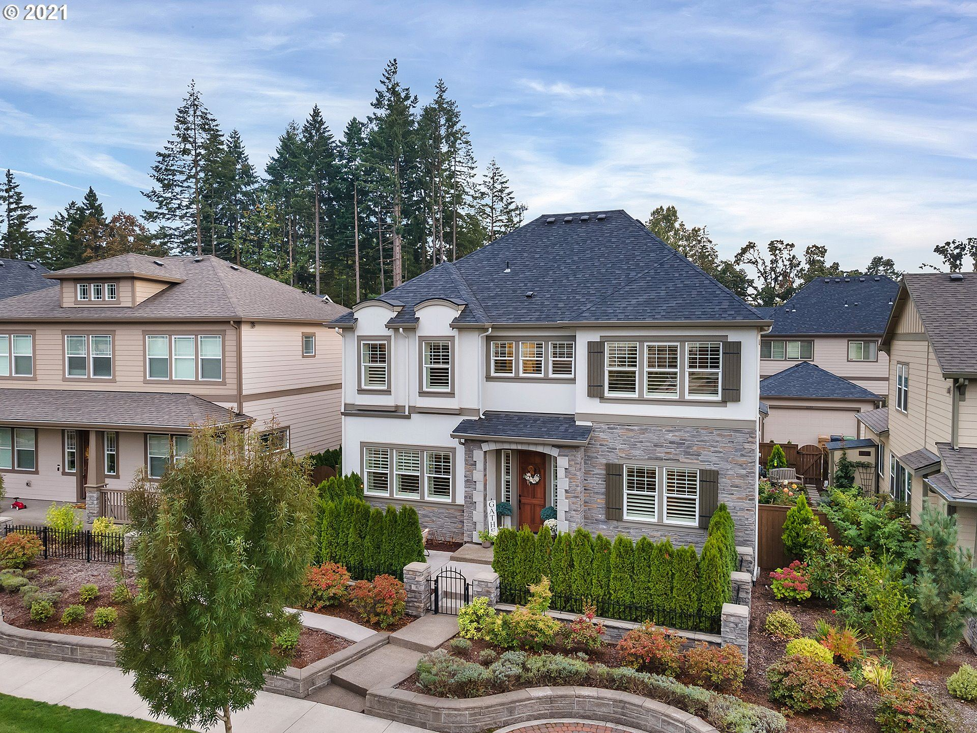 Photo of 12356 SW ATHENS LN, Wilsonville, OR 97070 (MLS # 21596485)