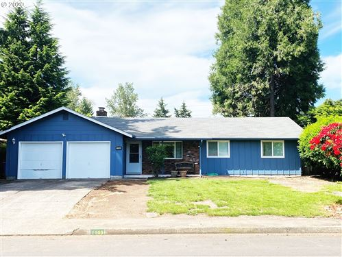 Photo of 1169 SKIPPER AVE, Eugene, OR 97404 (MLS # 20626488)