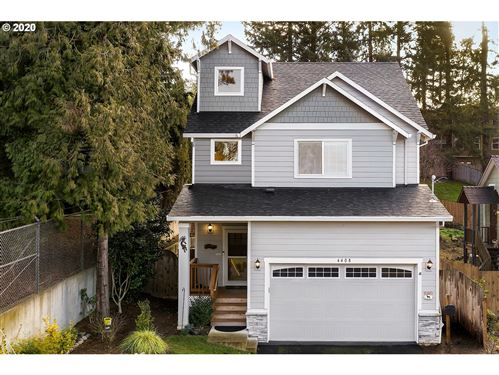 Photo of 4408 SE VIEW ACRES RD, Milwaukie, OR 97267 (MLS # 20683492)
