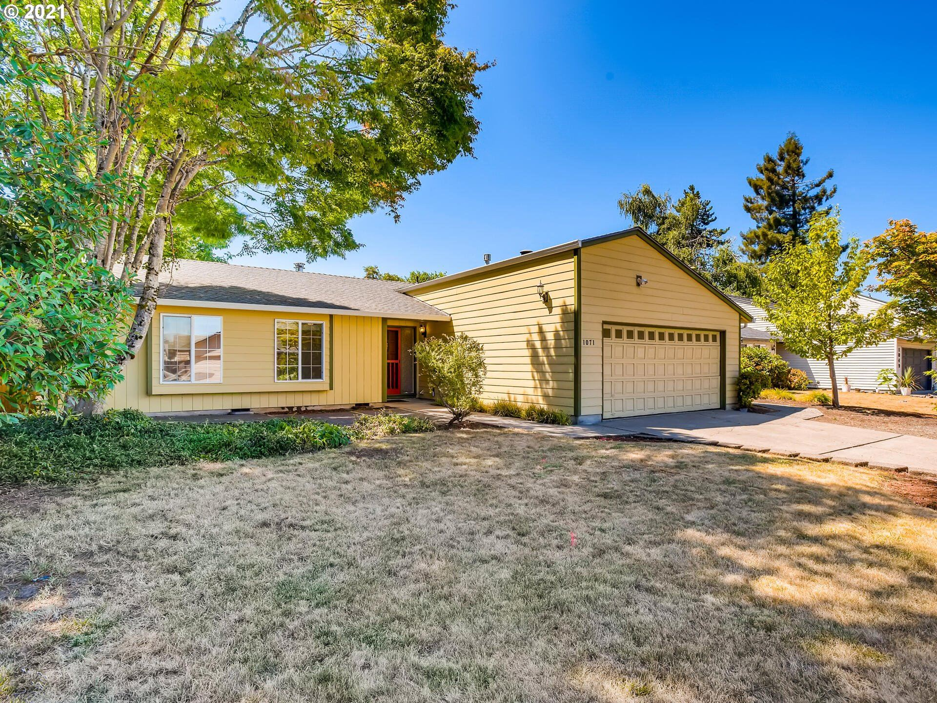 1071 S IVY CT, Canby, OR 97013 - MLS#: 21514495