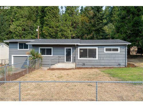 Photo of 48521 E 1ST ST, Oakridge, OR 97463 (MLS # 21401498)