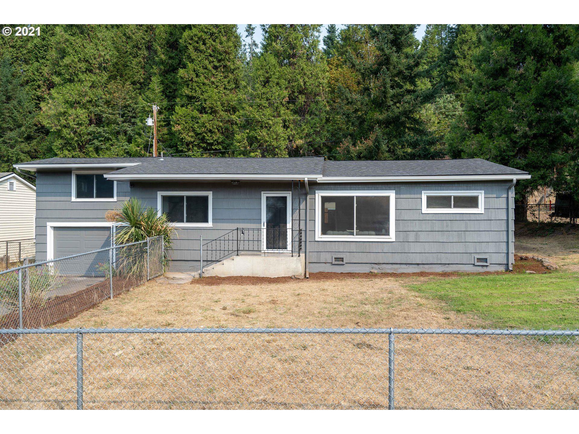 Photo for 48521 E 1ST ST, Oakridge, OR 97463 (MLS # 21401498)