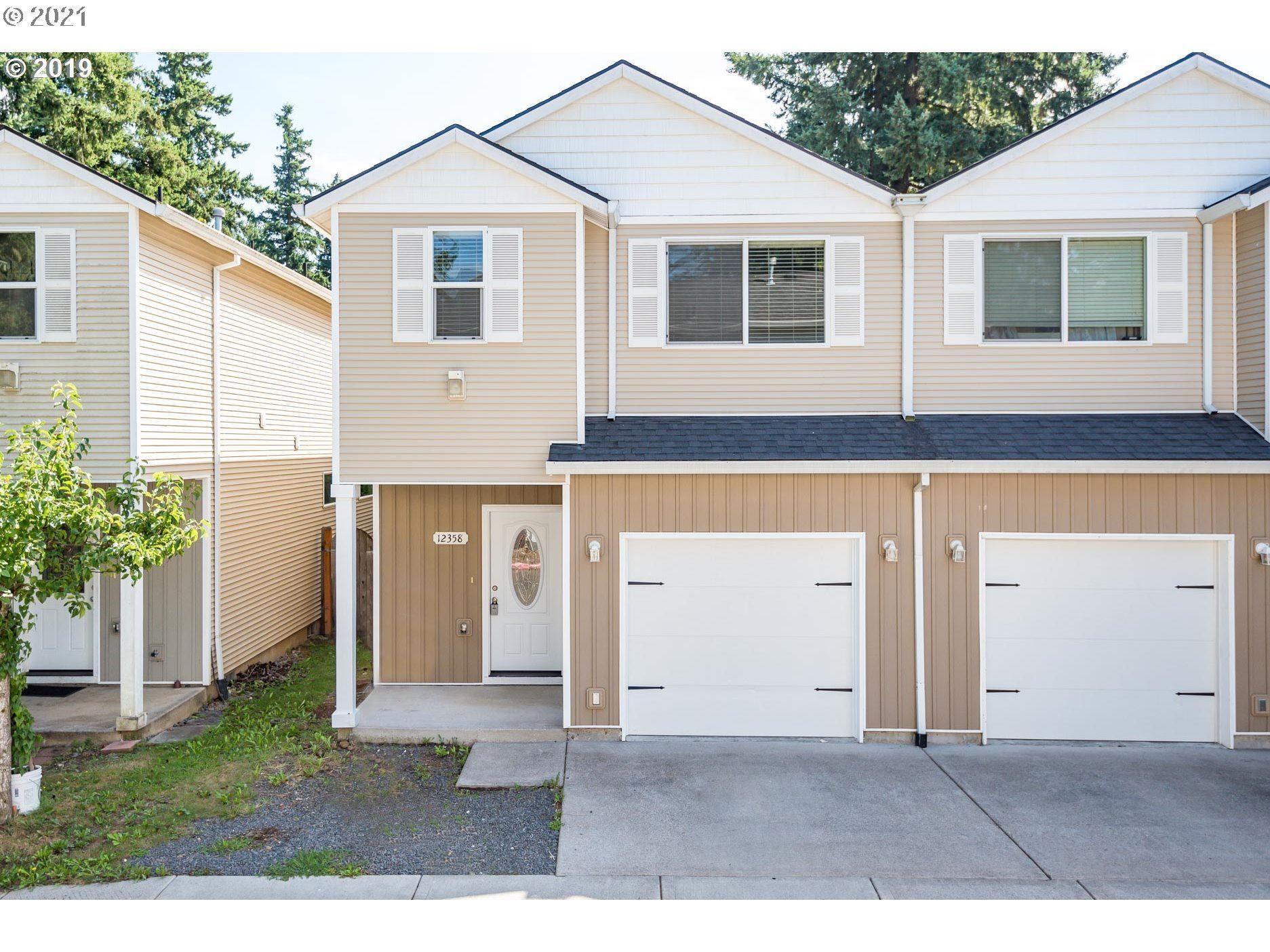 12358 SE HOLGATE BLVD, Portland, OR 97236 - MLS#: 21242500