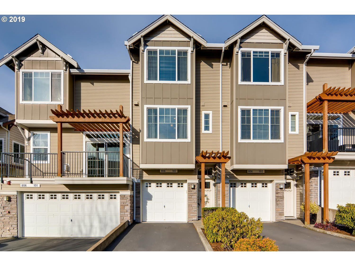 806 NW 118TH AVE #102, Portland, OR 97229 - MLS#: 19077502