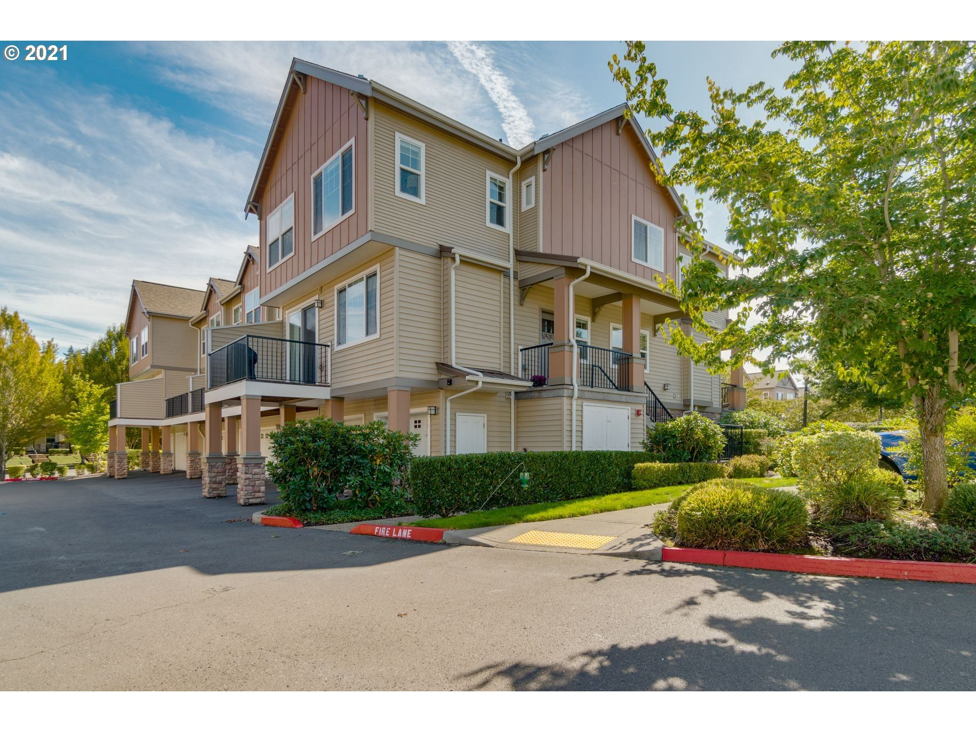 11705 NW WINTER PARK TER #107, Portland, OR 97229 - MLS#: 21495504