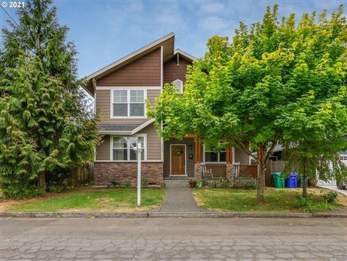 Photo of 7110 SE GLADSTONE ST, Portland, OR 97206 (MLS # 21062505)