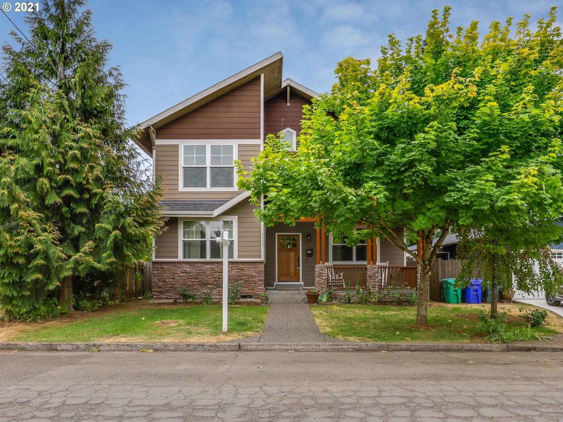 7110 SE GLADSTONE ST, Portland, OR 97206 - MLS#: 21062505