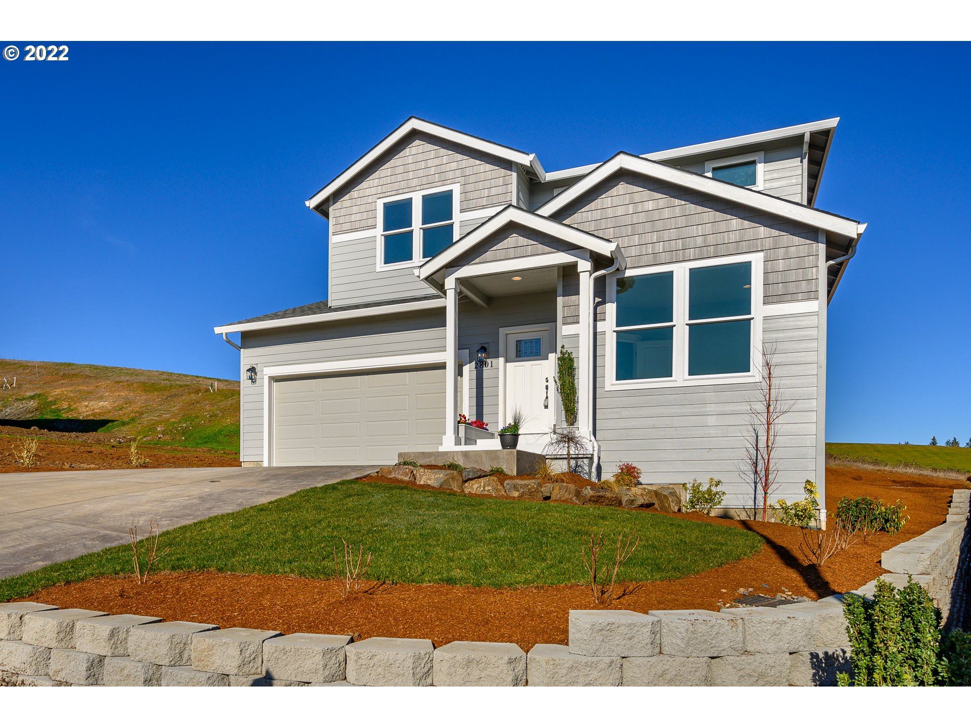 Photo of 2801 NW Mt. Ashland LN, McMinnville, OR 97128 (MLS # 21668506)