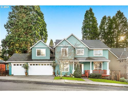 Tiny photo for 9272 NW Murlea LN, Portland, OR 97229 (MLS # 21019508)