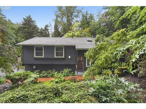 Photo of 4856 SW GARDEN HOME RD, Portland, OR 97219 (MLS # 21570512)