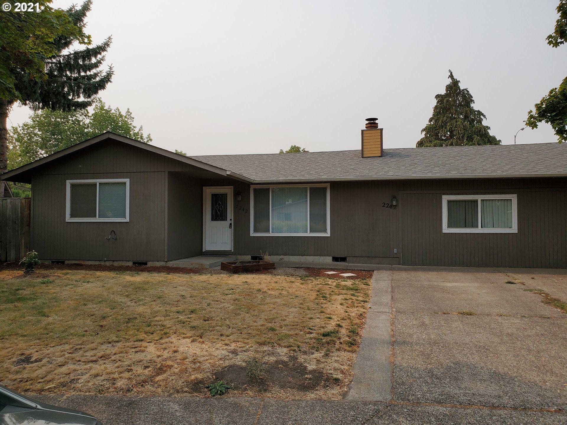 2242 SILHOUETTE ST, Eugene, OR 97402 - MLS#: 21167513