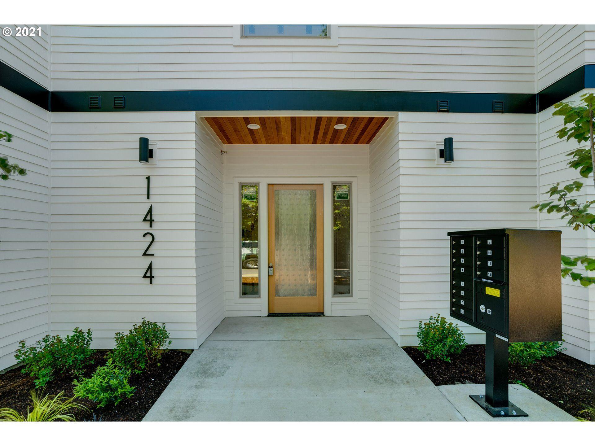1424 N Simpson ST #4, Portland, OR 97217 - MLS#: 21254521