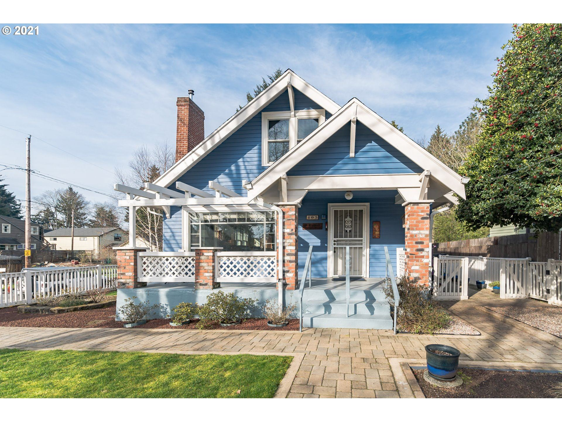 405 NE 66TH AVE, Portland, OR 97213 - MLS#: 21574522