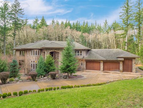 Photo of 4921 NW SKYLINE BLVD, Portland, OR 97229 (MLS # 20444526)