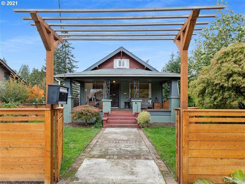Photo of 3523 N RUSSET ST, Portland, OR 97217 (MLS # 21429526)