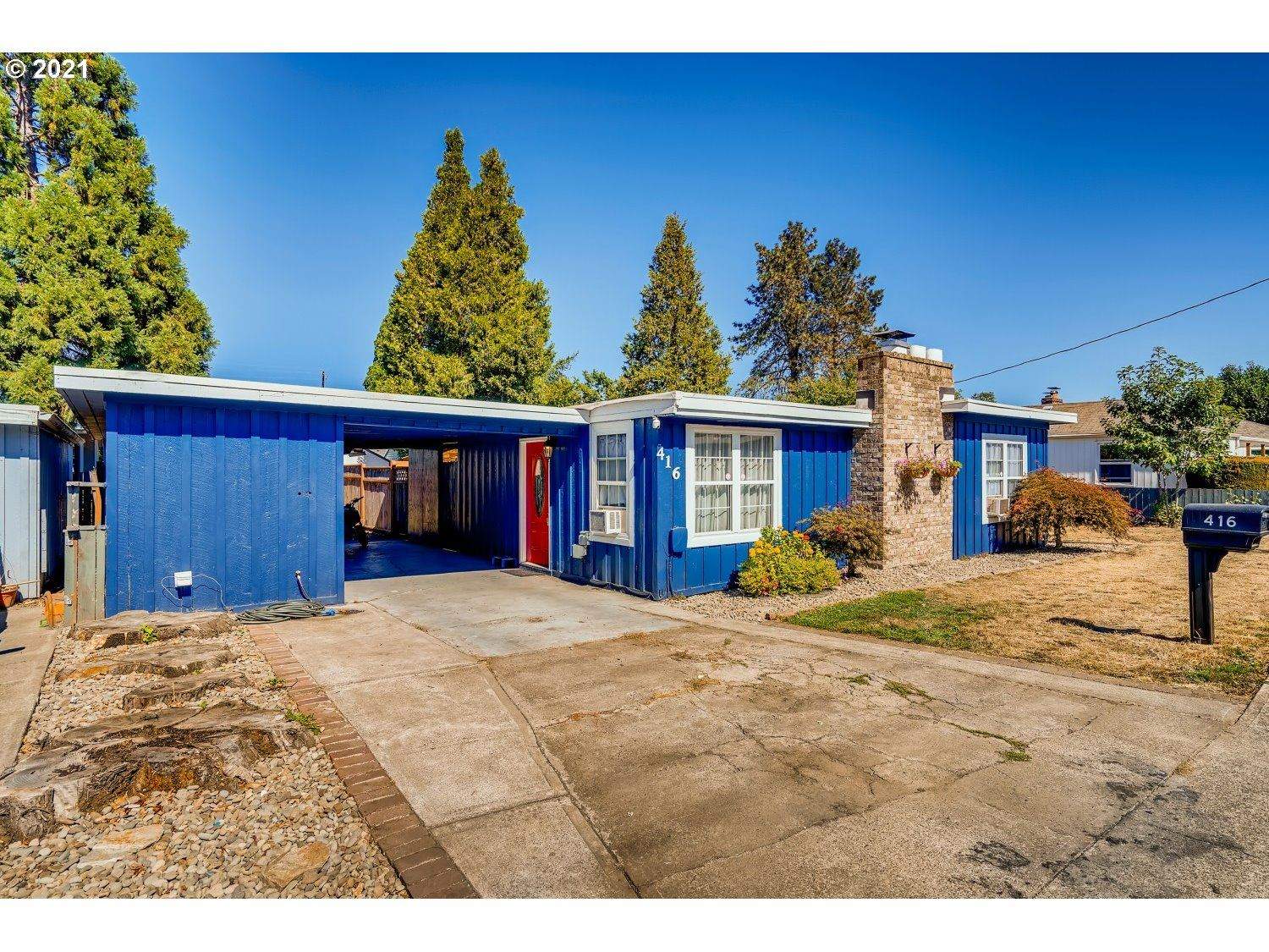 416 SW 3RD AVE, Canby, OR 97013 - MLS#: 21411537