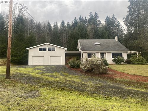 Photo of 39250 OLD GIUSTINA MILL RD, Dexter, OR 97431 (MLS # 21278538)
