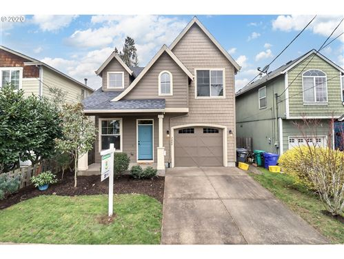 Photo of 7245 N LANCASTER AVE, Portland, OR 97217 (MLS # 20032542)