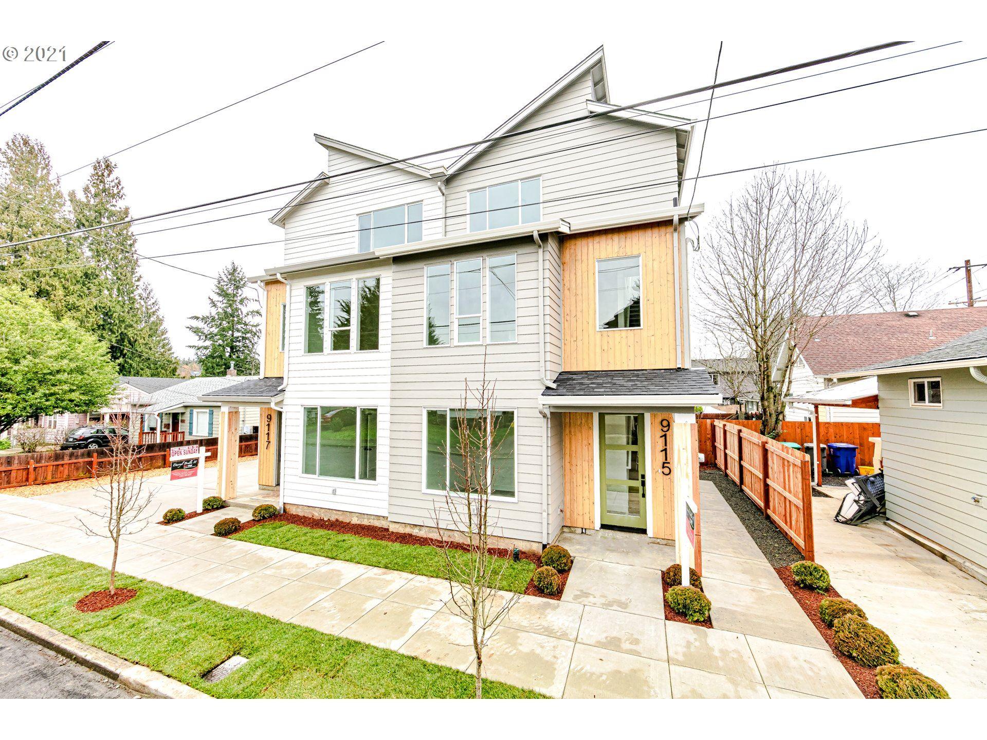 9115 N HUDSON ST, Portland, OR 97203 - MLS#: 21658545