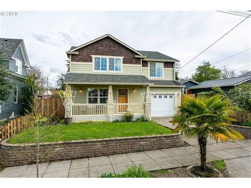 Photo of 1172 NE MORTON ST, Portland, OR 97211 (MLS # 20632550)