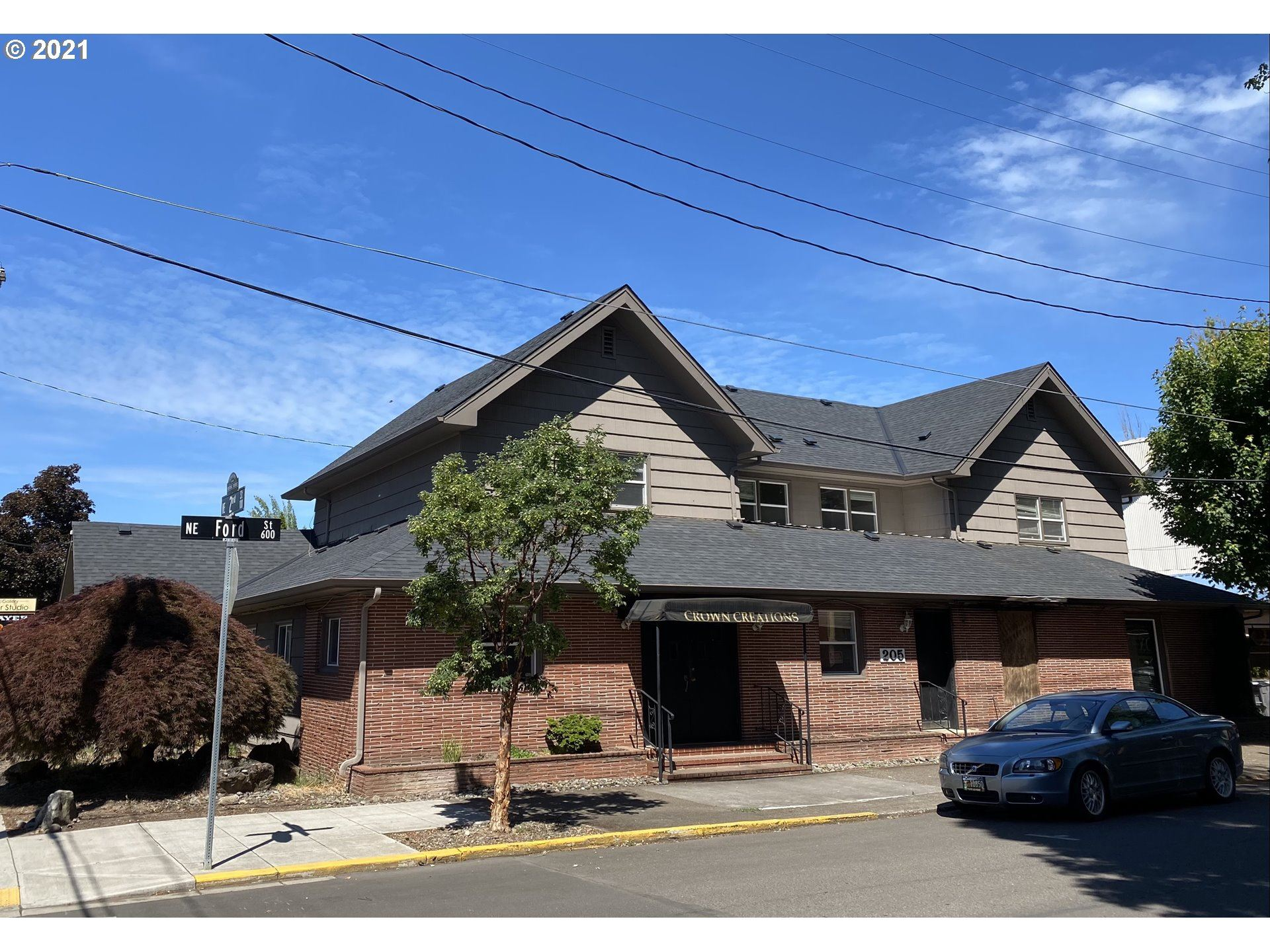 Photo of 205 NE FORD ST, McMinnville, OR 97128 (MLS # 21431552)
