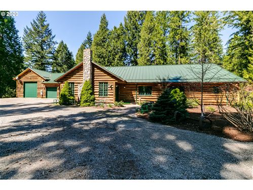 Photo of 49585 MOUNTAIN VIEW RD, Oakridge, OR 97463 (MLS # 20027553)