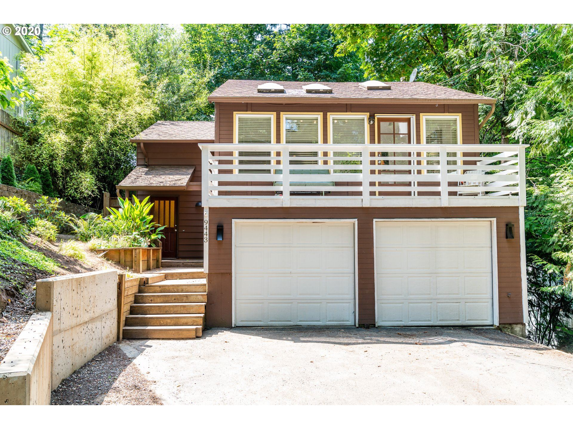 9443 SW 52ND AVE, Portland, OR 97219 - MLS#: 20648558