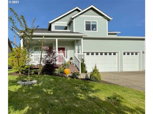 Photo of 338 SW MT MAZAMA ST, McMinnville, OR 97128 (MLS # 21508559)