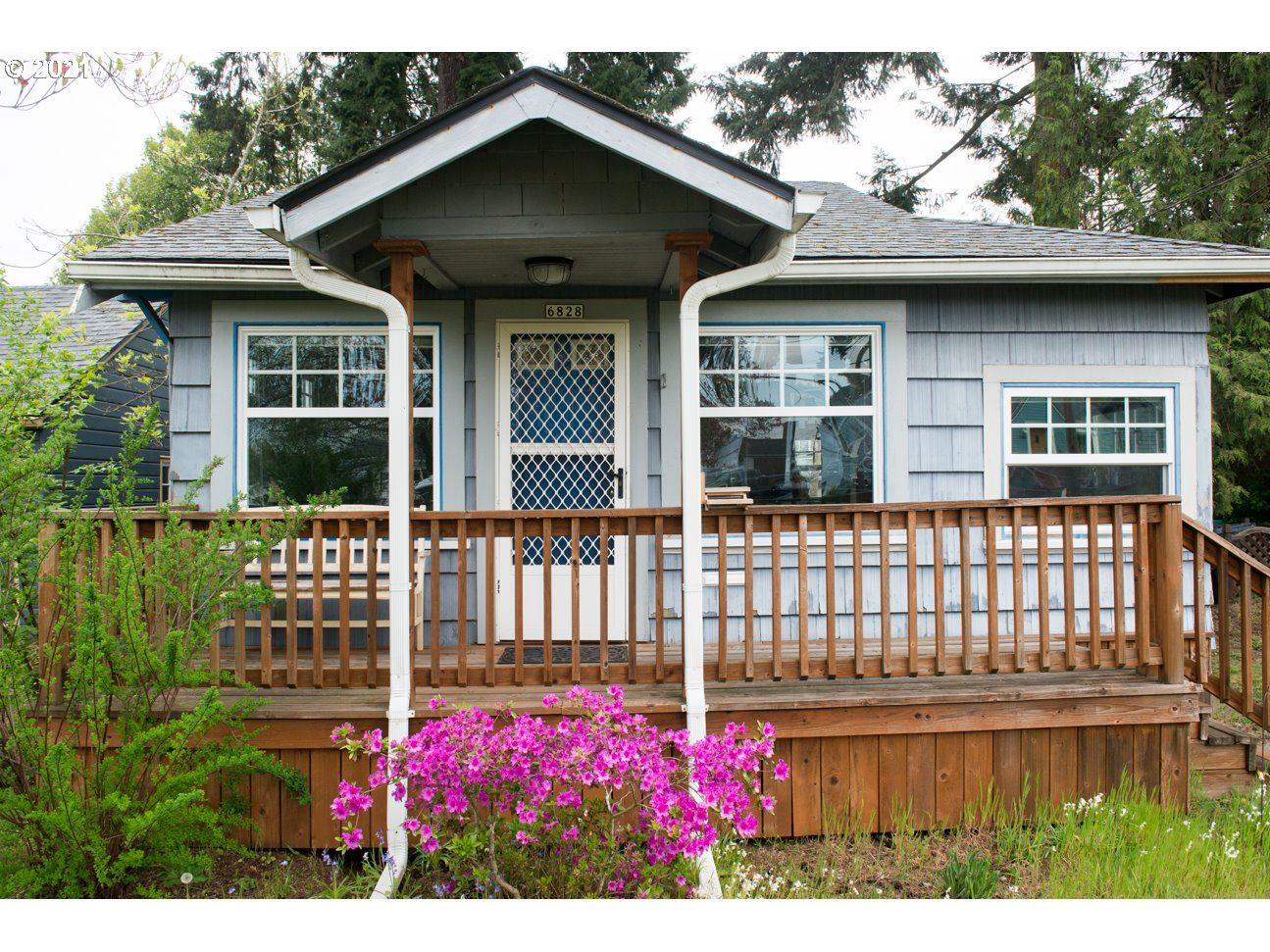 6828 N CAMPBELL AVE, Portland, OR 97217 - MLS#: 21090563