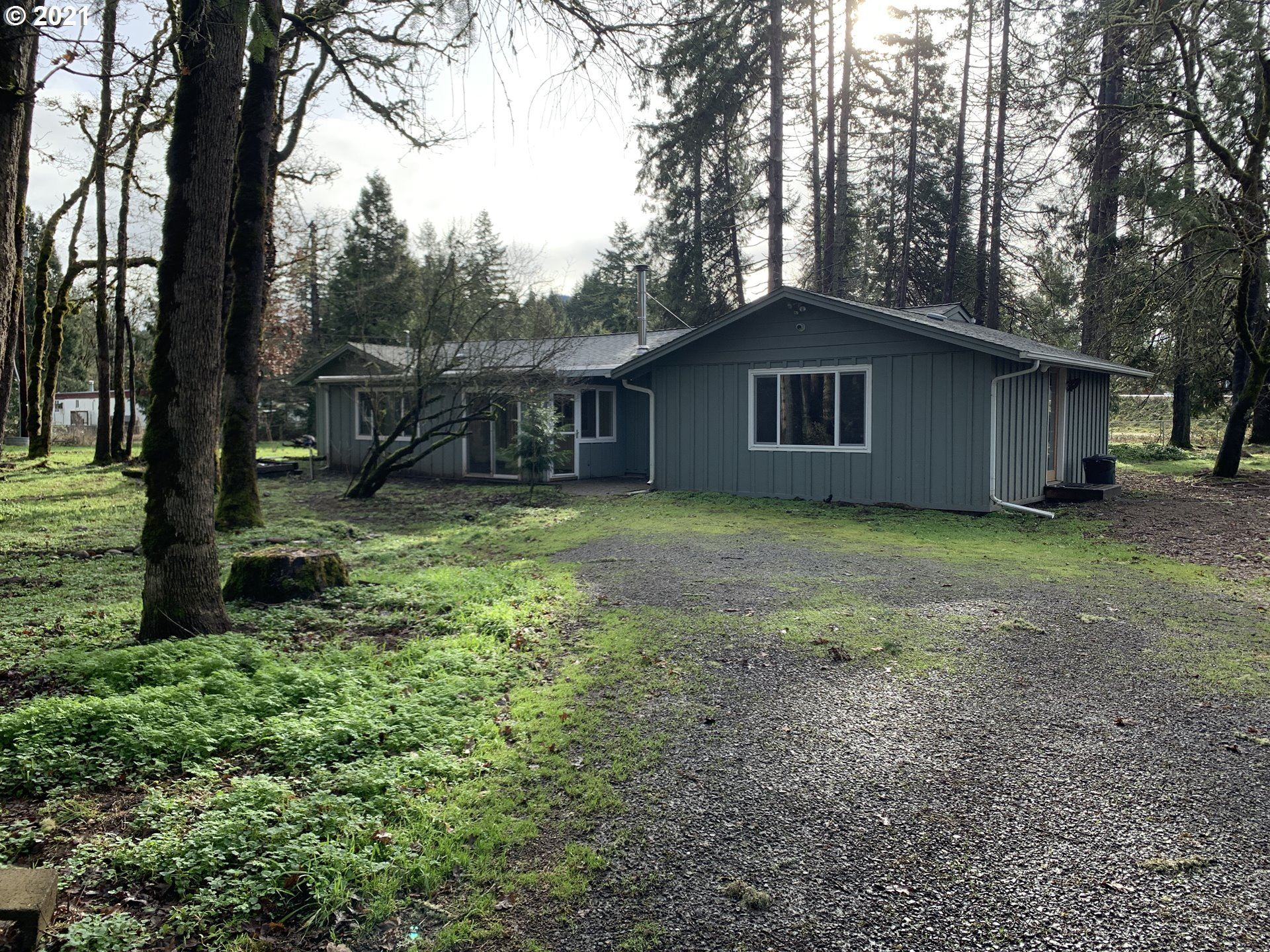 Photo for 38881 HWY 58, Dexter, OR 97431 (MLS # 21292565)