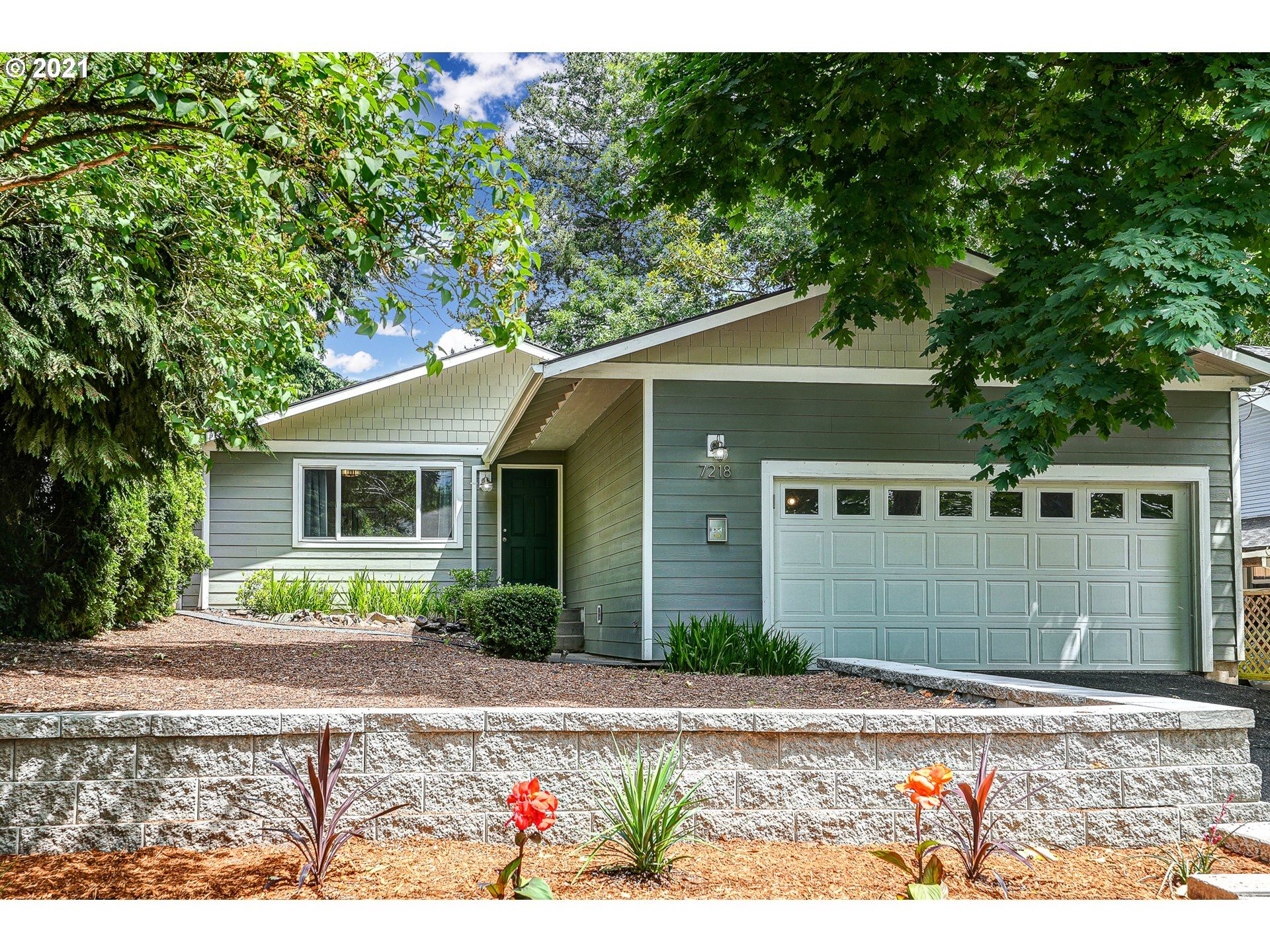 7218 SW 5TH AVE, Portland, OR 97219 - MLS#: 21353565