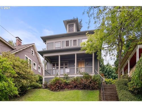 Photo of 3306 NW THURMAN ST, Portland, OR 97210 (MLS # 21523567)