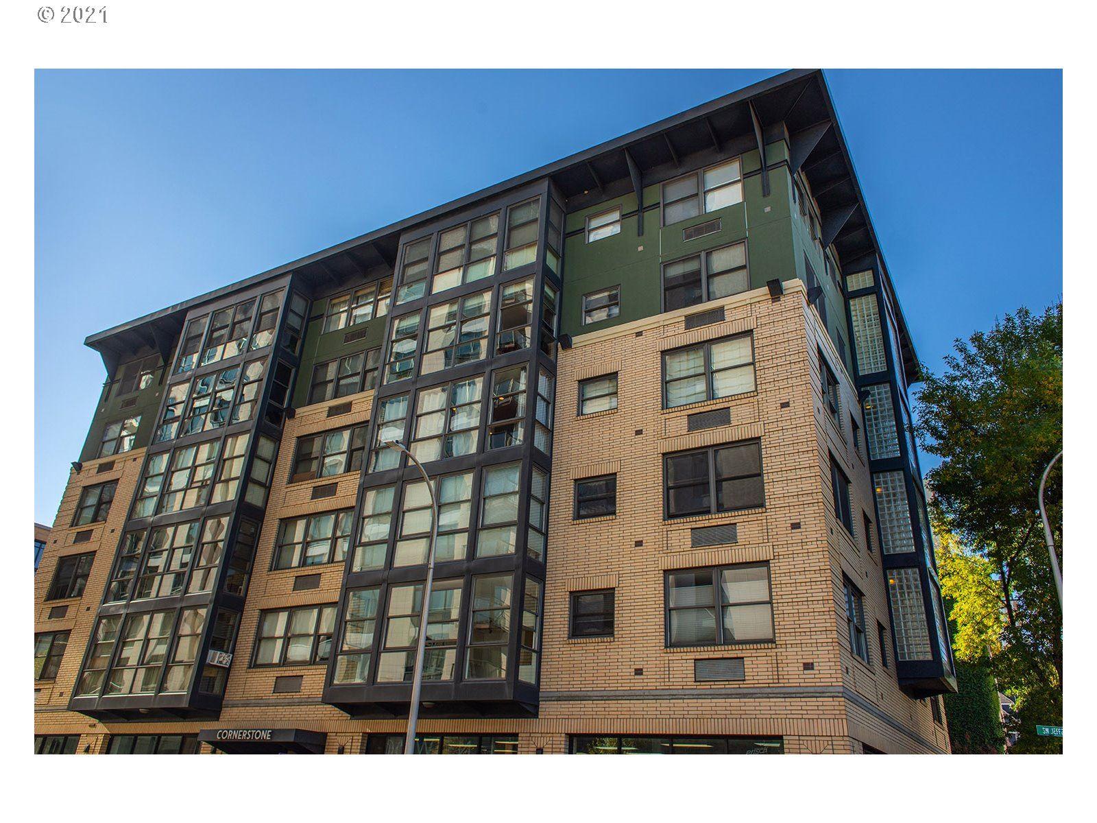 1134 SW JEFFERSON ST #609, Portland, OR 97201 - MLS#: 21403570