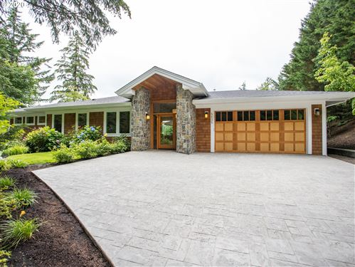 Photo of 5435 SW BURTON DR, Portland, OR 97221 (MLS # 20155577)