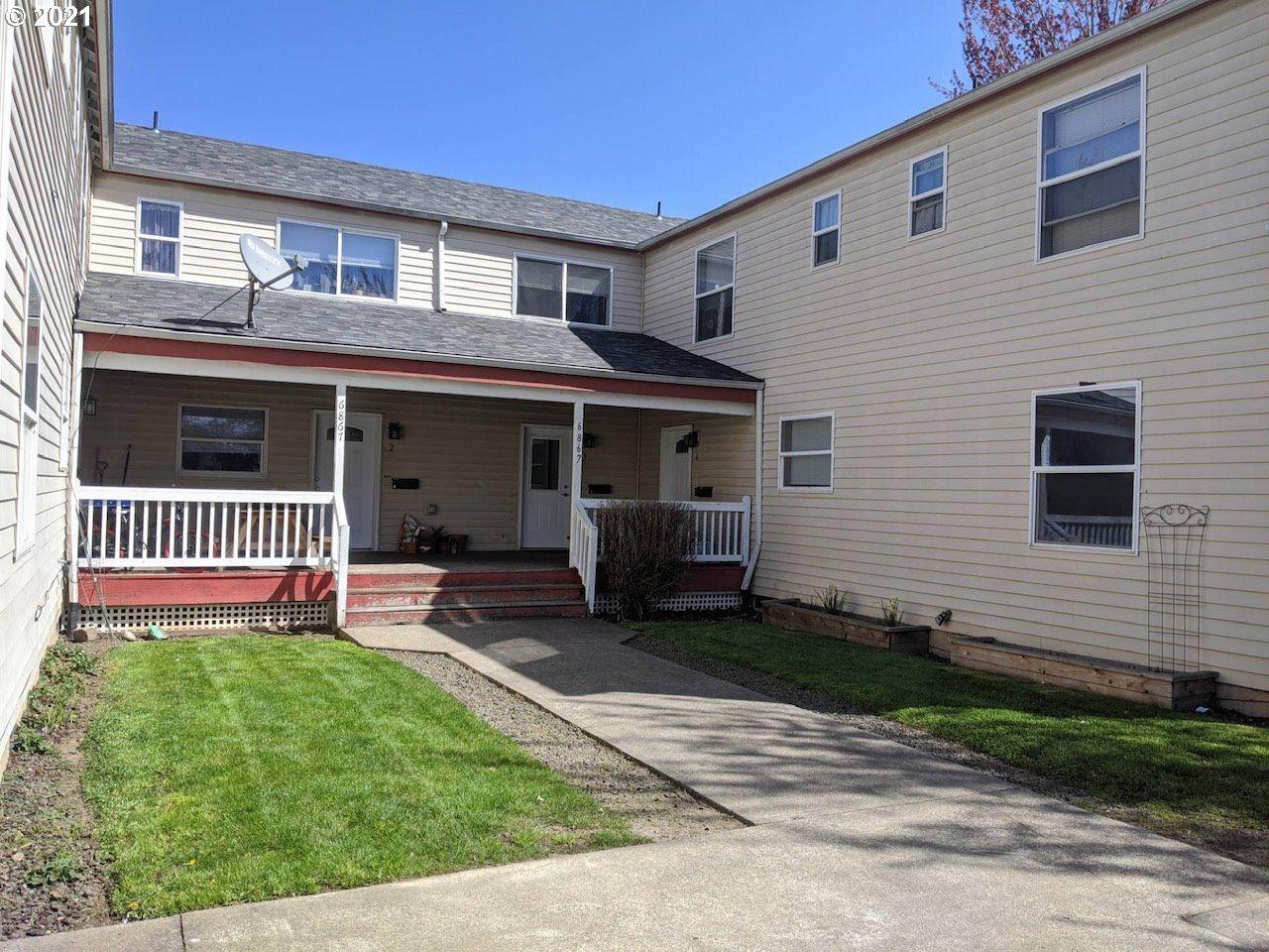 6867 N FESSENDEN ST, Portland, OR 97203 - MLS#: 21414577