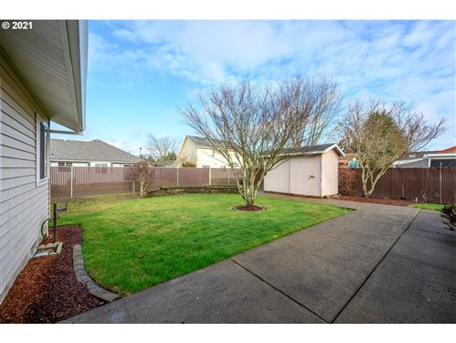Tiny photo for 1345 SW GILSON ST, McMinnville, OR 97128 (MLS # 21244578)