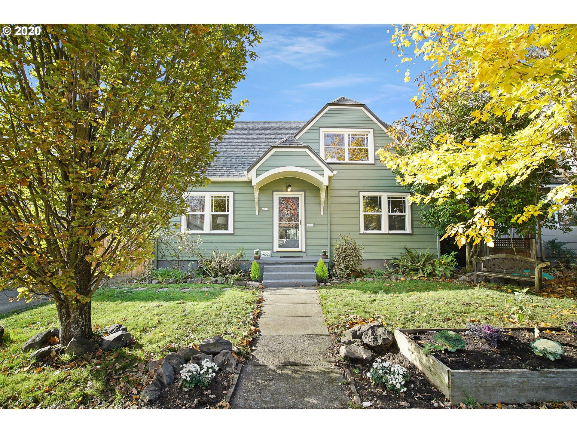 6615 SE 20TH AVE, Portland, OR 97202 - MLS#: 20555578