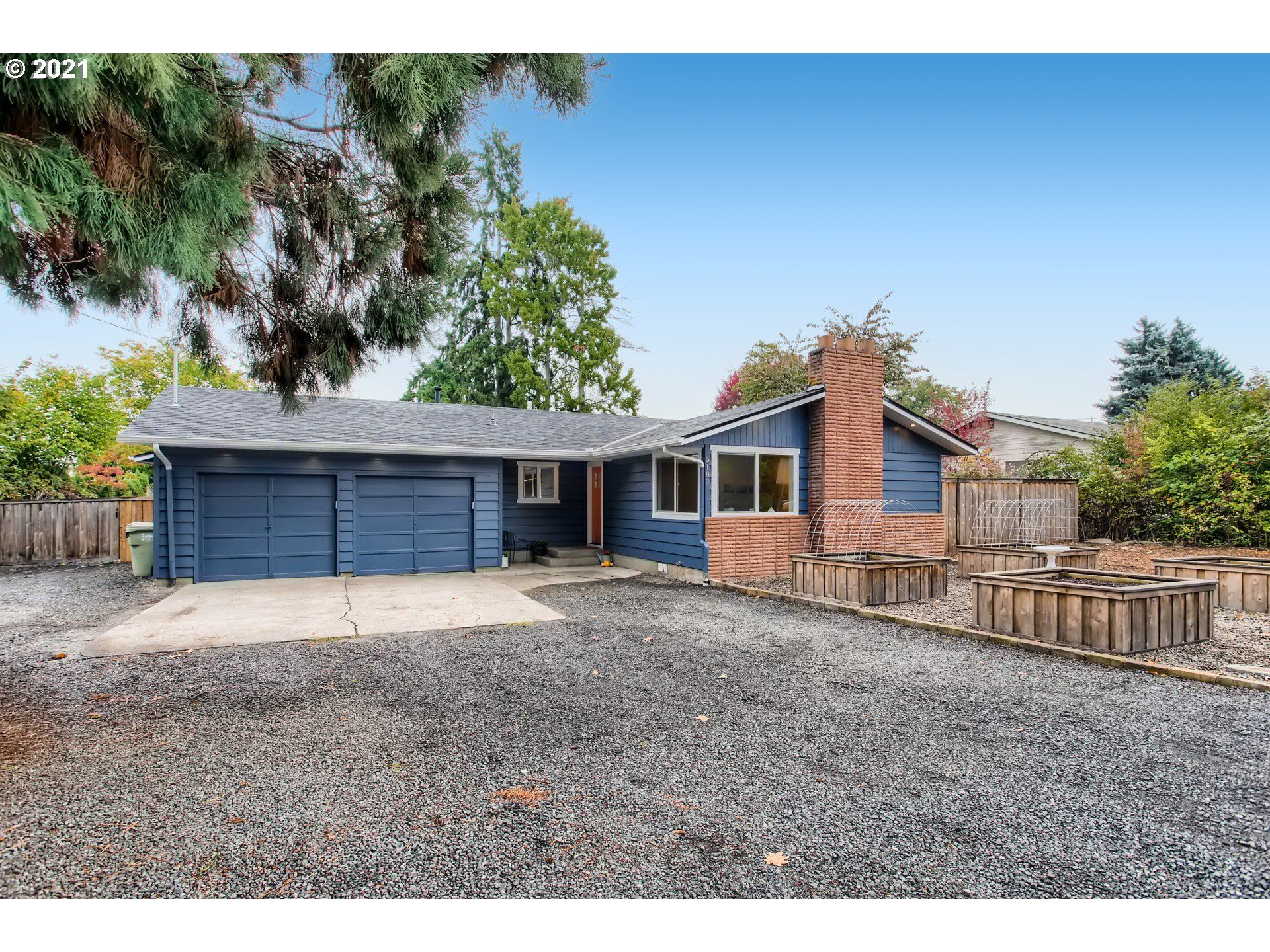 Photo of 5180 SW 192ND AVE, Aloha, OR 97078 (MLS # 21437579)
