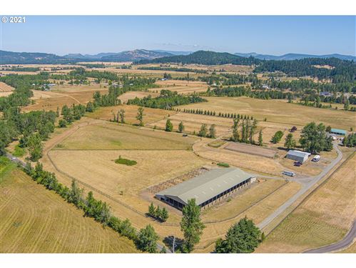 Photo of 35737 SPRING HILL RD, Creswell, OR 97426 (MLS # 21138580)