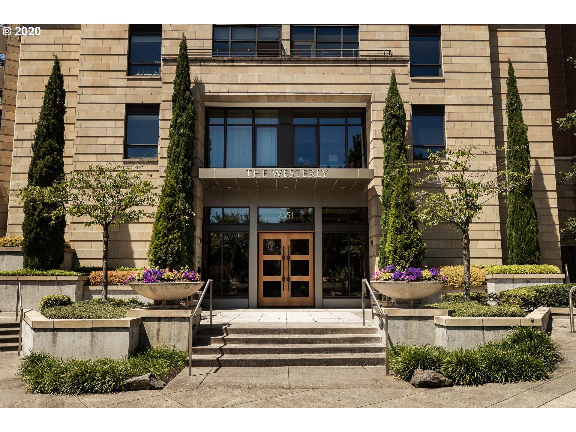 2351 NW WESTOVER RD #309, Portland, OR 97210 - MLS#: 20596584