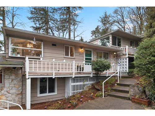 Photo of 8265 SW CANYON LN, Portland, OR 97225 (MLS # 21271586)
