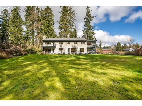 Tiny photo for 5740 SW CHILDS RD, Lake Oswego, OR 97035 (MLS # 21470589)
