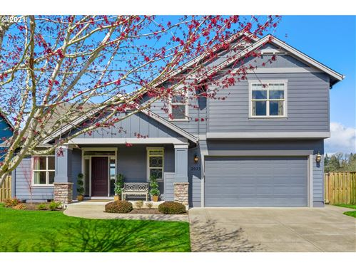 Photo of 2023 NE LUCY BELLE ST, McMinnville, OR 97128 (MLS # 21256590)