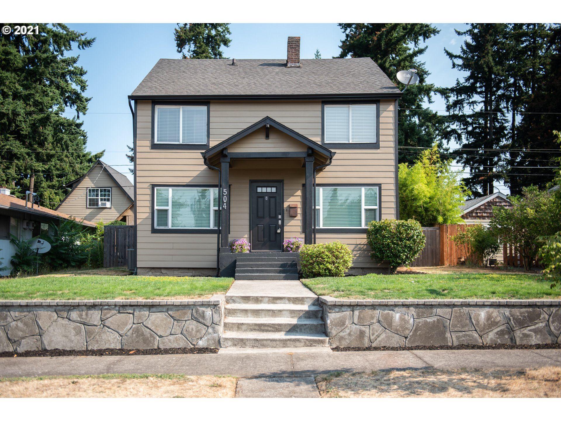504 W 31ST ST, Vancouver, WA 98660 - MLS#: 21041592