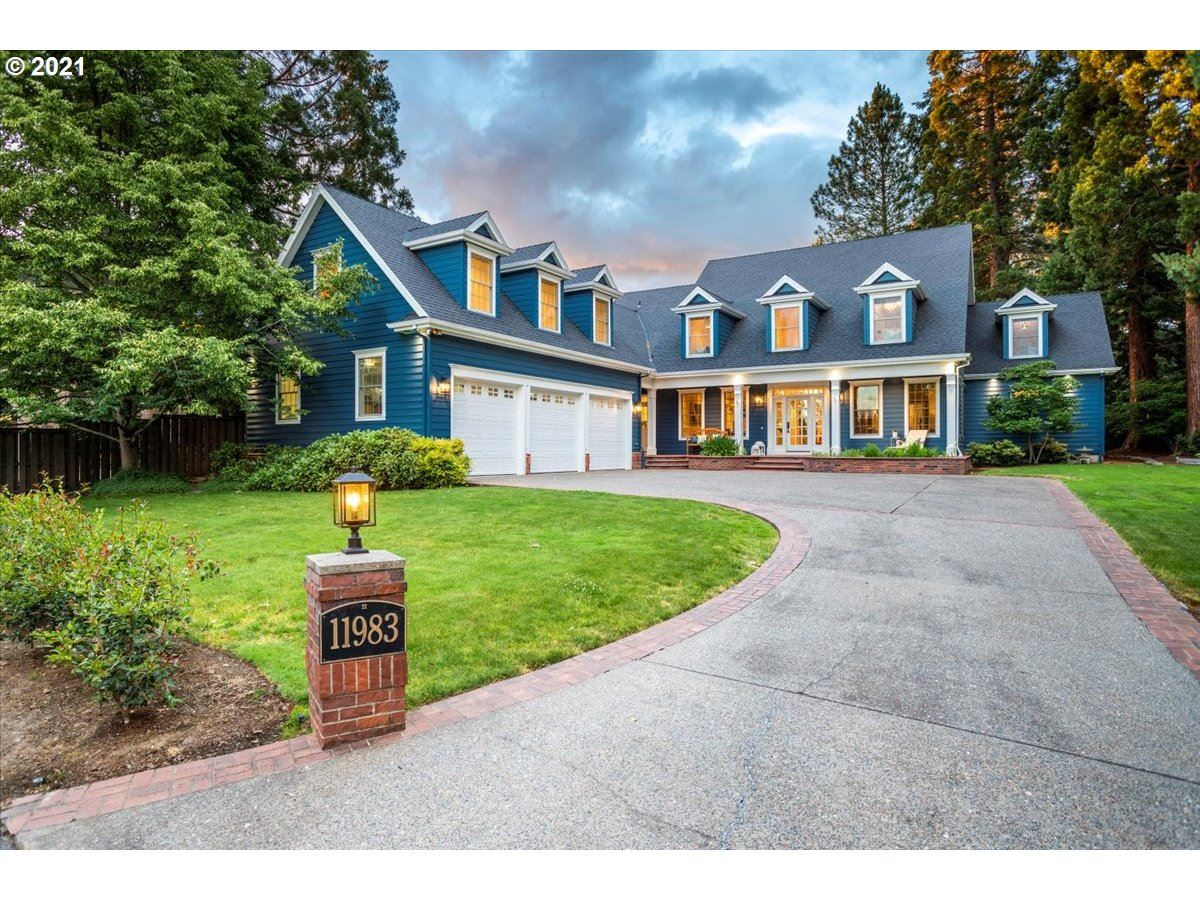 11983 SW LYNNFIELD LN, Portland, OR 97225 - MLS#: 21271596